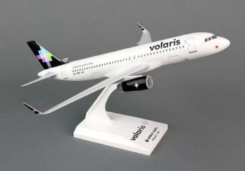 Airbus A320 Volaris Airlines Mexico Resin Skymarks Model Scale 1:150 SKR663 E